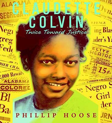 Cover for Claudette Colvin