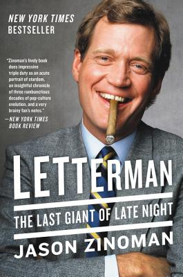 Letterman: The Last Giant of Late Night Cover Image