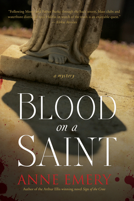 Blood on a Saint Cover
