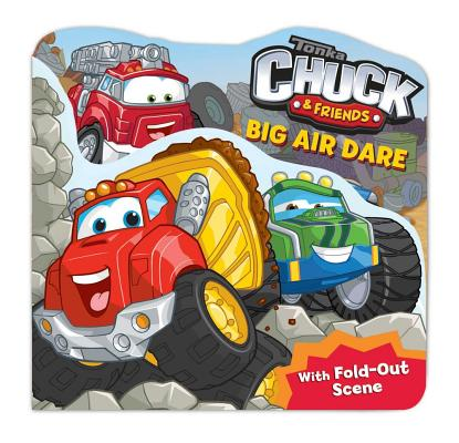 The Chuck and Friends Big Air Dare Cover