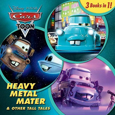 Heavy Metal Mater & Other Tall Tales Cover