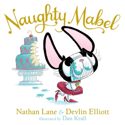 Cover for Naughty Mabel