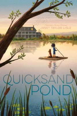 Quicksand Pong by Janet Taylor Lisle