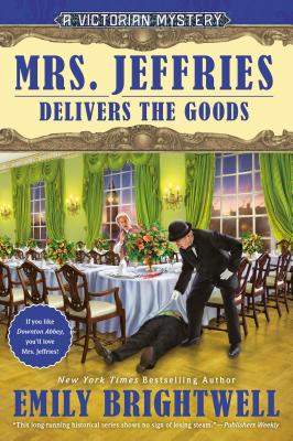 Mrs. Jeffries Delivers the Goods (A Victorian Mystery #37) Cover Image