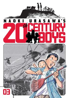 20th Century Boys, Volume 3 Cover
