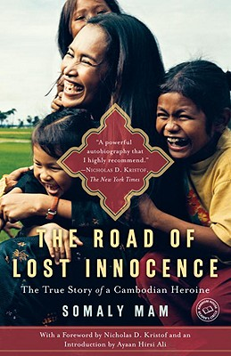 The Road of Lost Innocence Cover