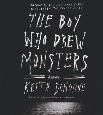 The Boy Who Drew Monsters Cover Image