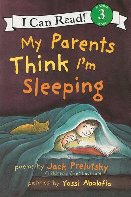 My Parents Think I'm Sleeping (I Can Read Level 3) Cover Image