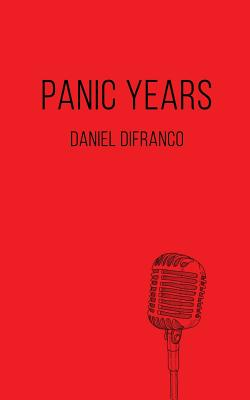 Cover for Panic Years