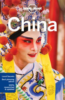 Lonely Planet China cover image