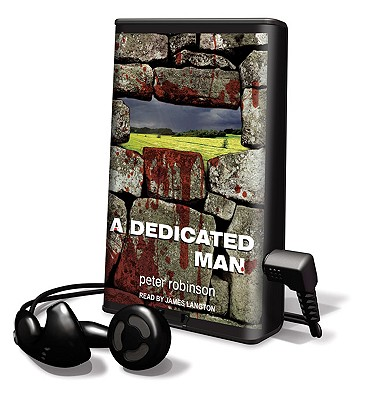 A Dedicated Man (Playaway Adult Fiction) Cover Image