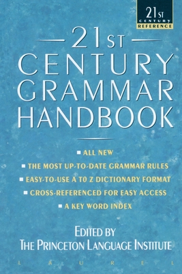 21st Century Grammar Handbook Cover Image