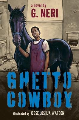 Ghetto Cowboy Cover