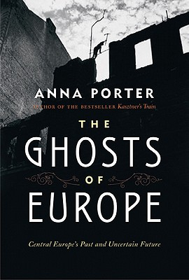 The Ghosts of Europe Cover