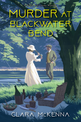 Murder at Blackwater Bend (A Stella and Lyndy Mystery #2) Cover Image
