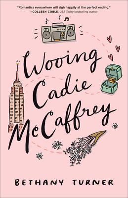 Wooing Cadie McCaffrey Cover Image