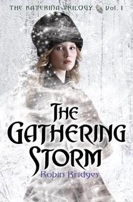 The Gathering Storm Cover