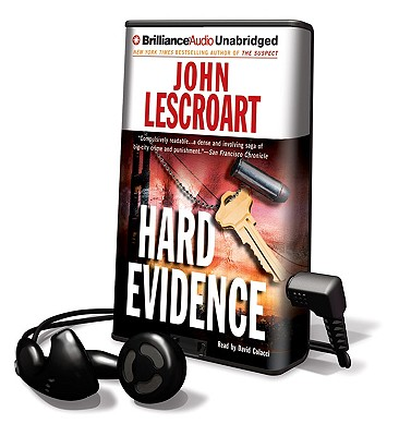 Hard Evidence [With Headphones] (Playaway Adult Fiction) Cover Image