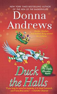 Duck the Halls: A Meg Langslow Mystery (Meg Langslow Mysteries #16) Cover Image