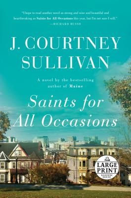 Saints for All Occasions: A novel Cover Image