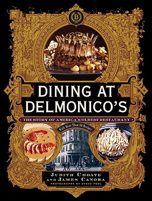 Dining at Delmonico's Cover