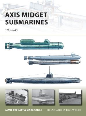 Axis Midget Submarines Cover