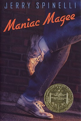 Cover for Maniac Magee