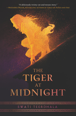 The Tiger at Midnight Cover Image