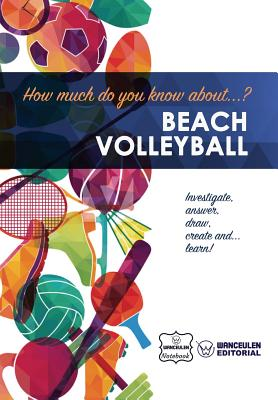 How much do you know about... Beach Volleyball Cover Image