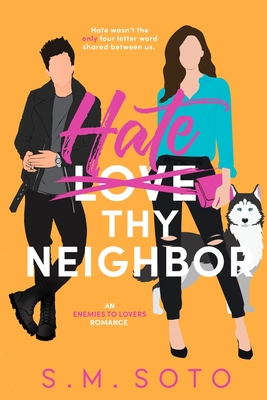 Hate Thy Neighbor Cover Image