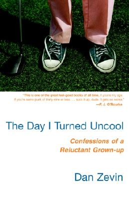 The Day I Turned Uncool Cover