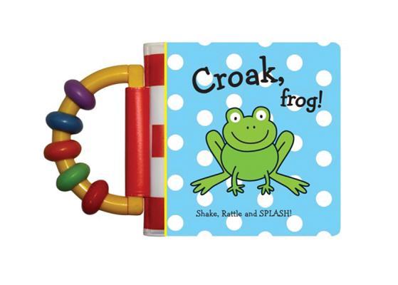 Croak, Frog! Cover Image