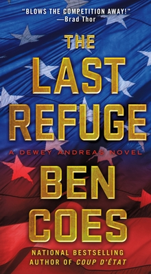 The Last Refuge: A Dewey Andreas Novel Cover Image