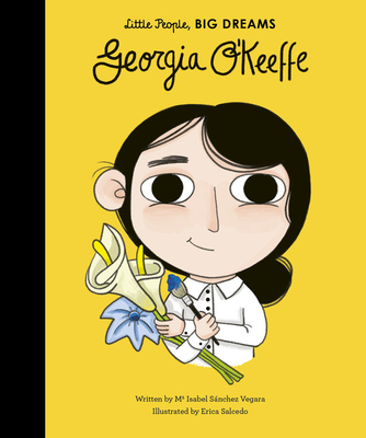 Georgia O'Keeffe (Little People, BIG DREAMS #13) Cover Image