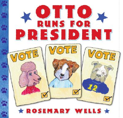 Otto Runs for President Cover Image