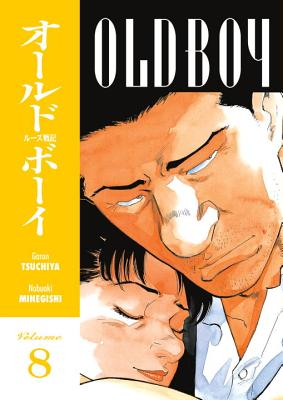 Cover for Old Boy Volume 8