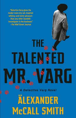 The Talented Mr. Varg: A Detective Varg Novel (2) (Detective Varg Series #2) Cover Image