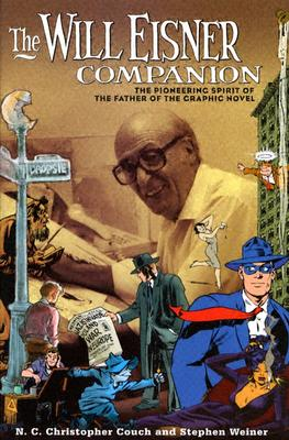 The Will Eisner Companion Cover