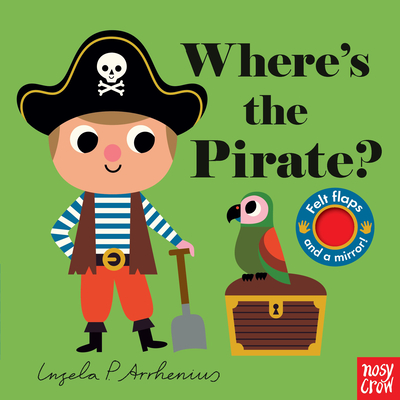 Where's the Pirate? Cover Image