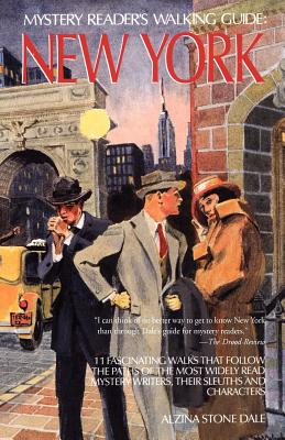 Mystery Reader's Walking Guide: New York Cover Image