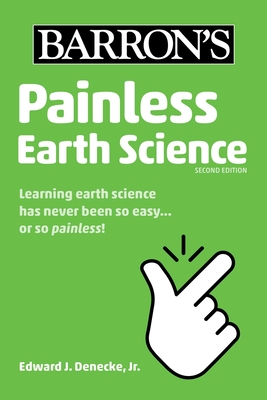 Painless Earth Science (Barron's Painless) Cover Image