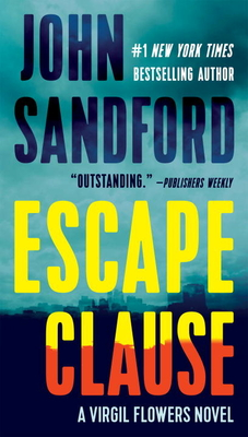 Escape Clause (A Virgil Flowers Novel #9) Cover Image
