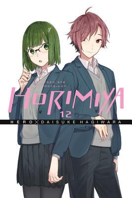 Horimiya, Vol. 12 Cover Image