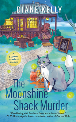 The Moonshine Shack Murder (A Southern Homebrew Mystery #1) Cover Image