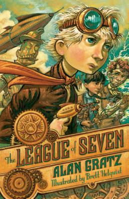 The League of Seven Cover