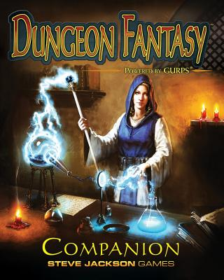 Dungeon Fantasy Companion Cover Image