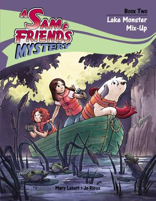 Lake Monster Mix-Up Cover