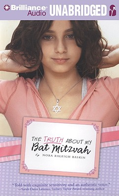 The Truth about My Bat Mitzvah Cover