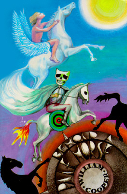 Behold a Pale Horse Cover Image