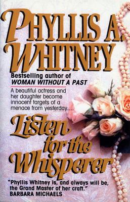 Listen for the Whisperer: A Novel Cover Image